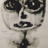 Sans titre Portrait n°4 (Canson)